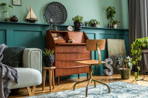 Painting Your Home Office